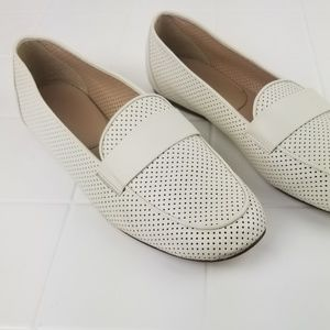 J.Crew size 11 slip on loafers shoes made in italy